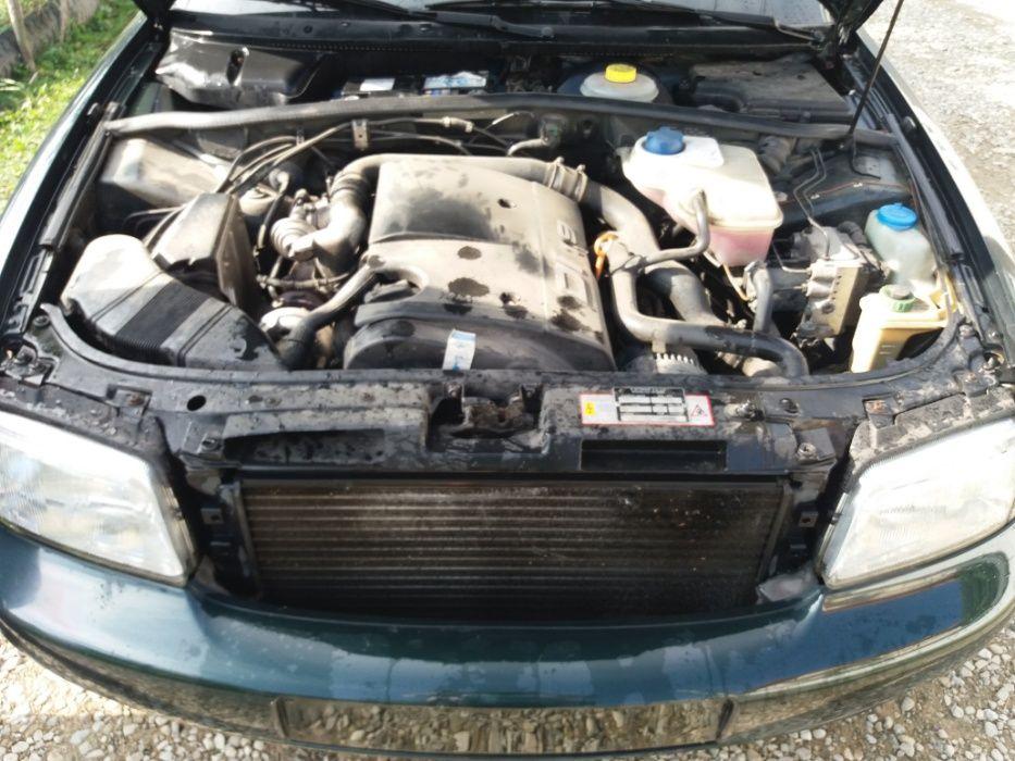 Motor, accesorii, cutie viteze audi a4 b5 1.9 tdi cod motor AFF 55 kw