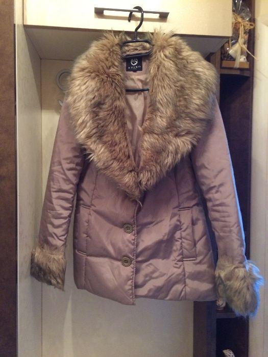 Продава се ватирано топло яке
