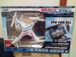 LRP FPV Gravit Vision Drone рц дрон