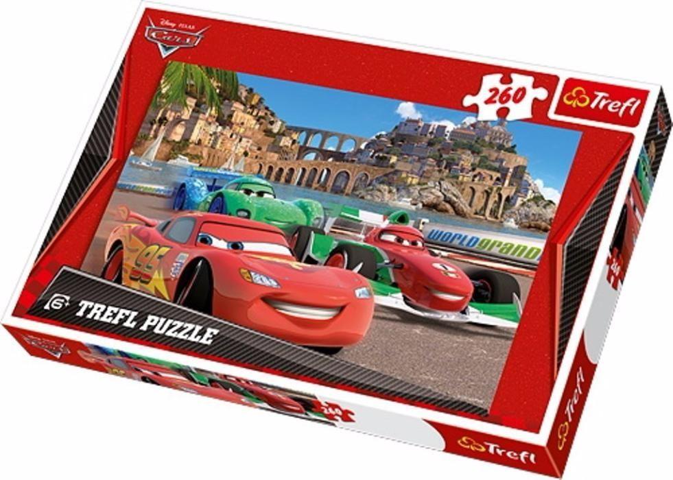 vand Trefl - Disney Pixar Cars - Puzzle 260 piese 60x40cm
