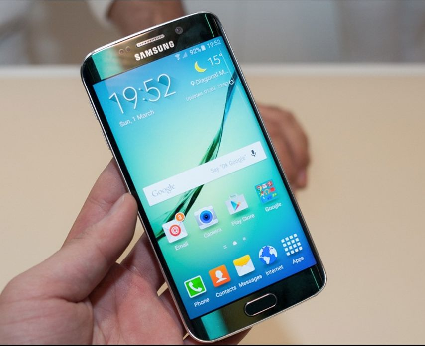 Samsung S6 edge/novo