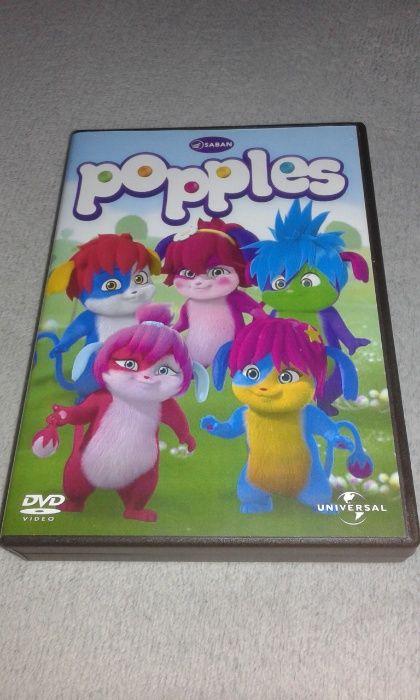 Popples - 8 DVD desene animate dublate in limba romana