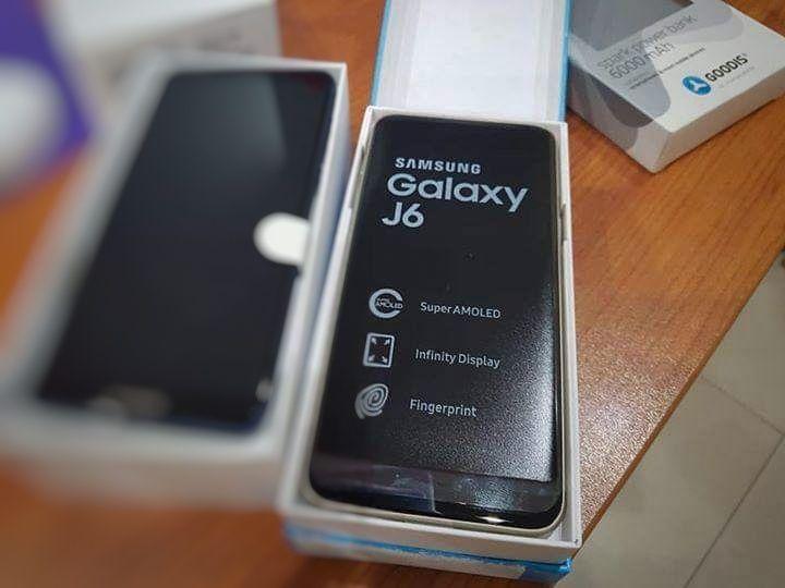 Samsung J6 *novo na caixa*