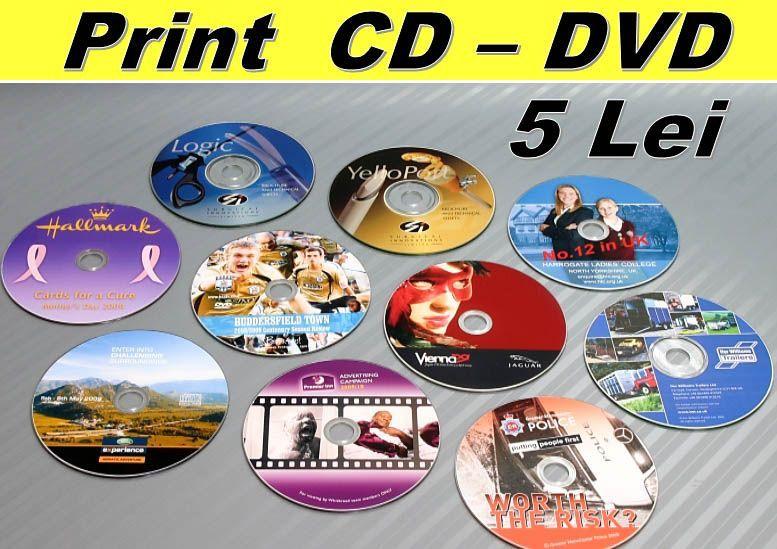 Print DVD - CD 5 LEI