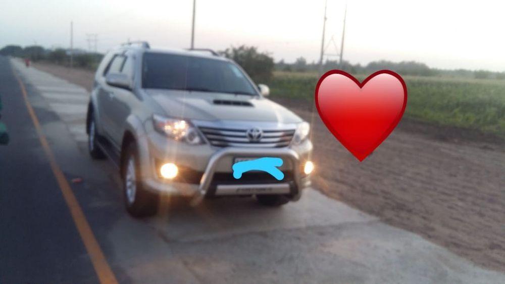 Toyota fortuner em promoçao