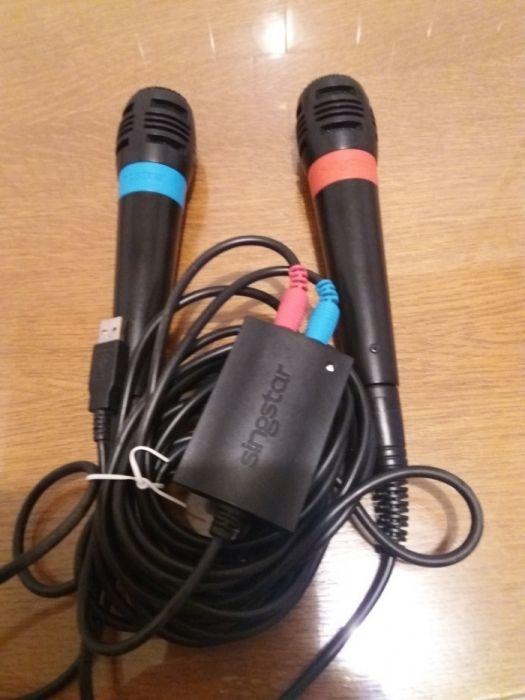 Microfoane PS2/3