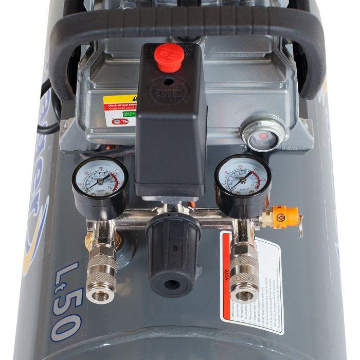 Compresor Stager HM2050B/50 1.5KW; 200L/min; Rezervor 50L. Mogosoaia - imagine 3