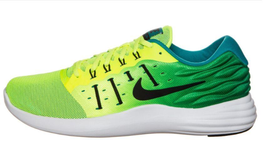 adidasi Nike LunarStelos, Galben/Negru, 44 -> NOU,SIGILAT