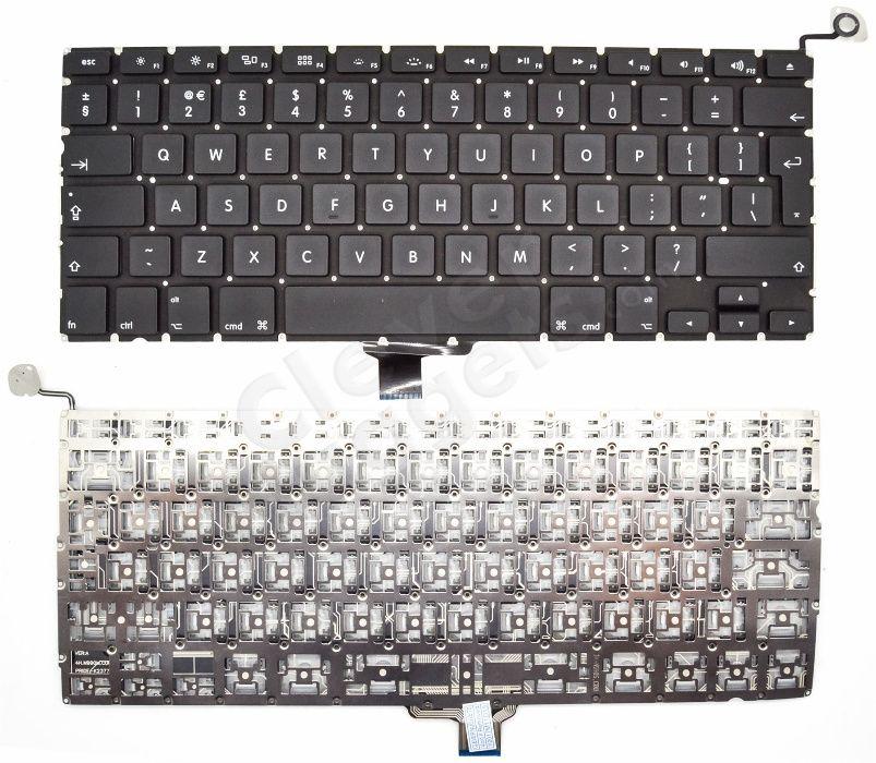 US UK Клавиатура Макбук Pro A1278 A1286 A1398
