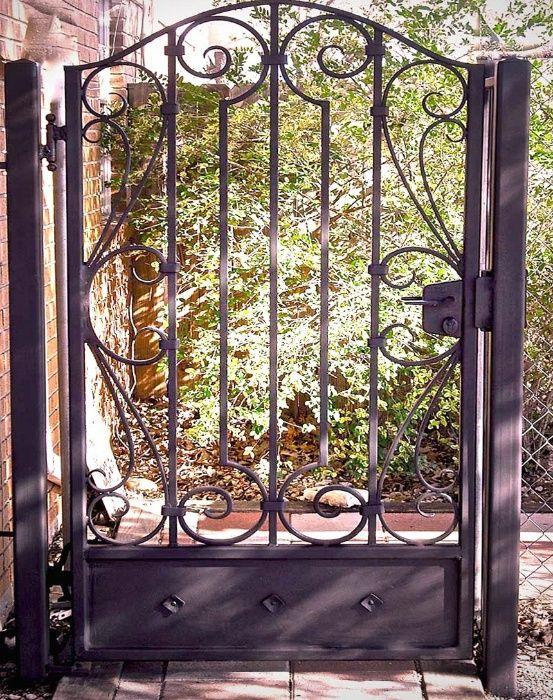 врата ковано желязо