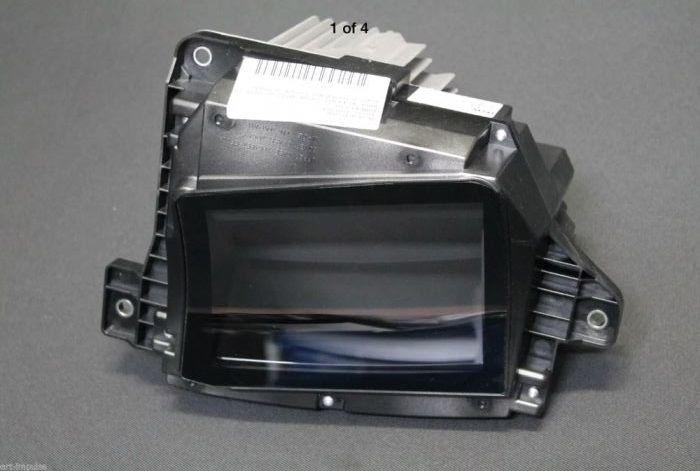 Head-up display BMW X5/X6 F15/F16 LHD
