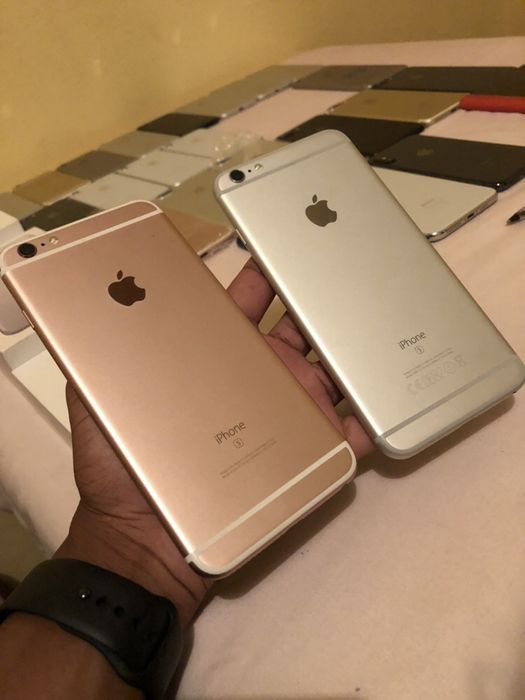 IPhone 6s Plus 16gb novos