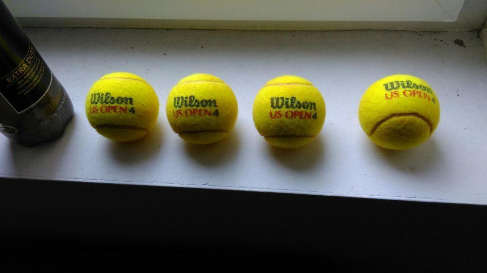 Тенис топки Wilson