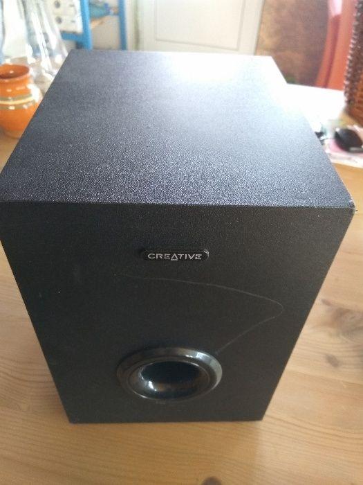 Sistem Boxe Creative A200