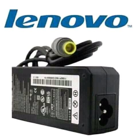 Carregador Lenovo ponta Grossa 20v novo na caixa