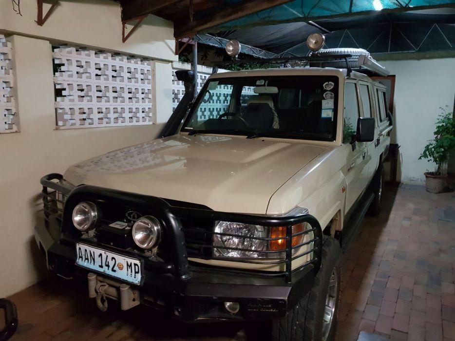 Toyota Hz dupla Cabine