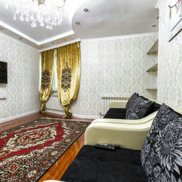 2х комнатная КТЖ БАЙТЕРЕК Казмедия Керуен Дом министерств ХАН ШАТЫР