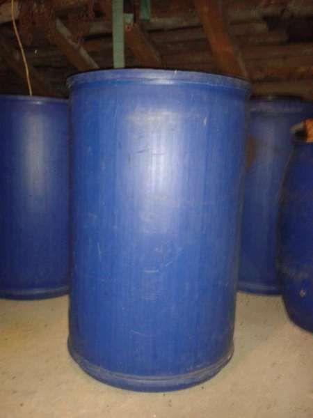 Продавам 220 литрови бидони