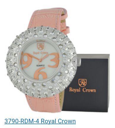 Фирменные Часы Royal Crown!