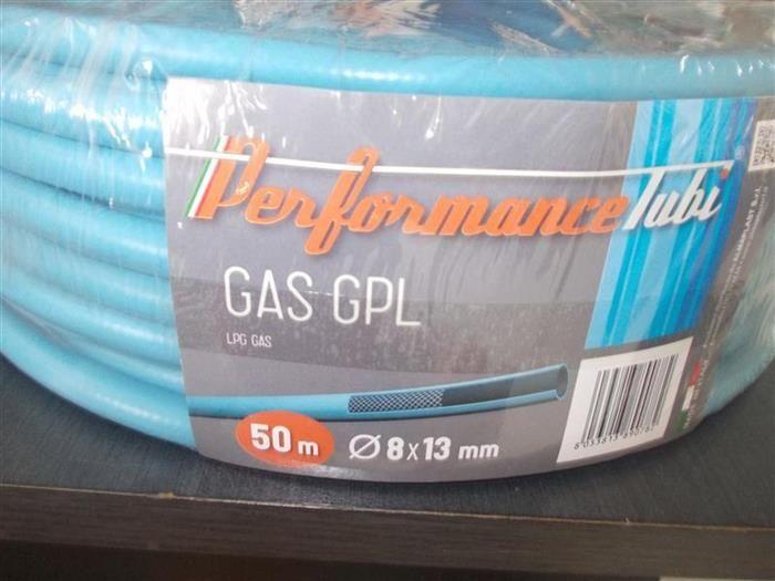 Furtun gaz lpg 8x13 mm