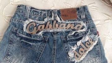 Dolce & Gabbana Jeans 3/4
