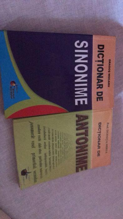 Dicționar Sinonime si Antonime