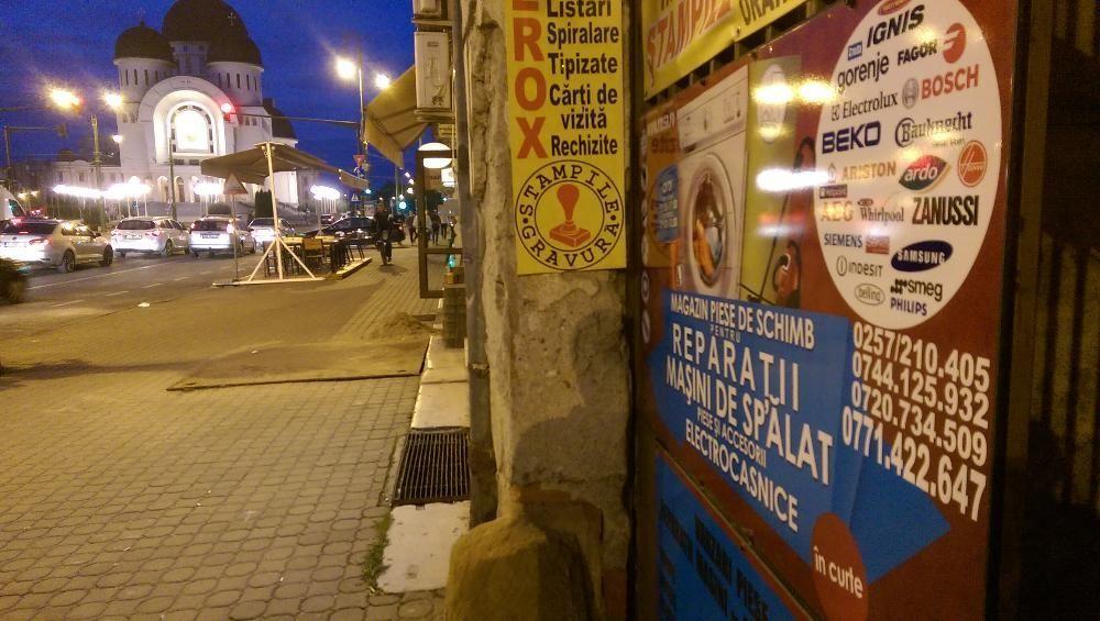 Reparatii Masini de Spalat Arad