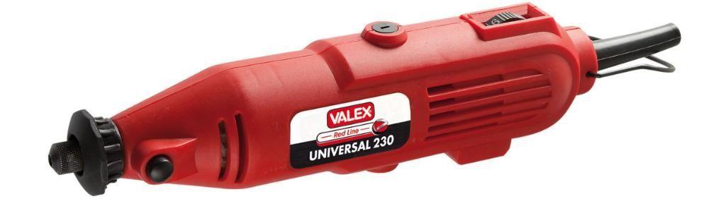 Многофункционална високооборотна бормашина Universal 230 Valex Италия