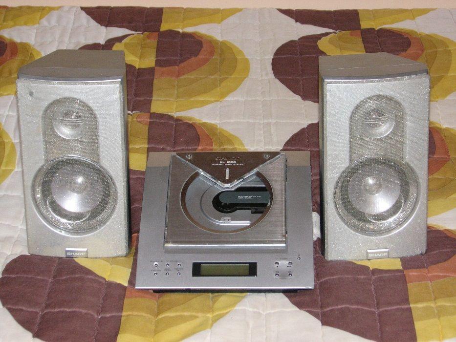 Sharp CD Player