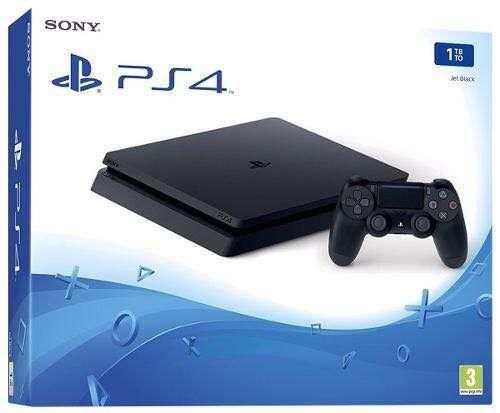 Sony PS4 Slim 1Tb Novinhos Prontos a Usar