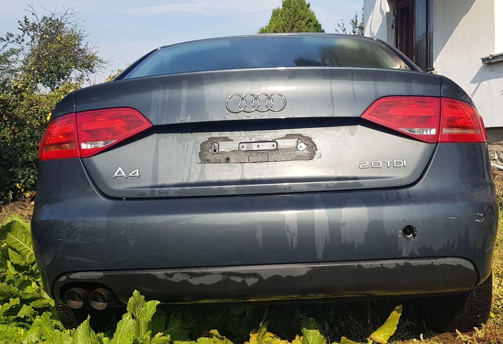 Audi a4 B8 8K 2.0 143hp 2008г. *** НА ЧАСТИ ***