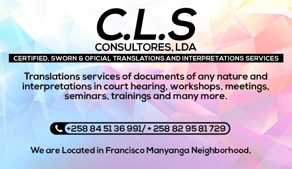 Consultoria de Traduções Ajuramentadas e Interpretação