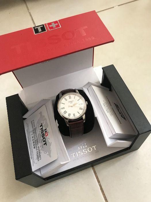 Relógio suíço Tissot
