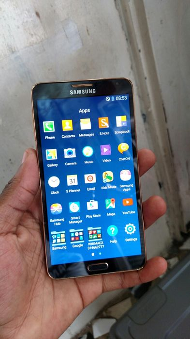 Note 3 limpo