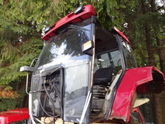 Cabina Tractor Case Maxxum piese din dezmembrari