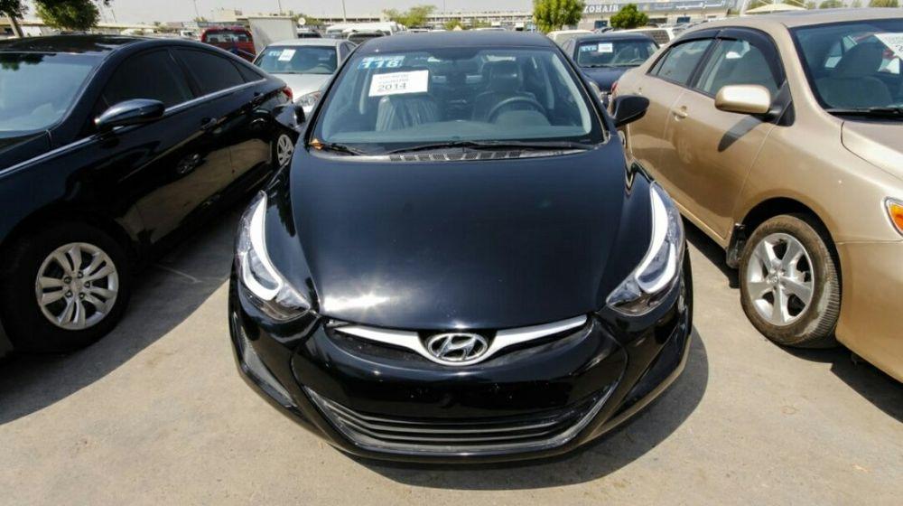 Hyundai Elantra Avenda