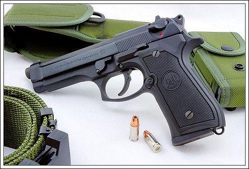 URGENT!! Pistol Airsoft (Cu Aer Comprimat) Colt F.PUTERNIC 4J Co2 gaz