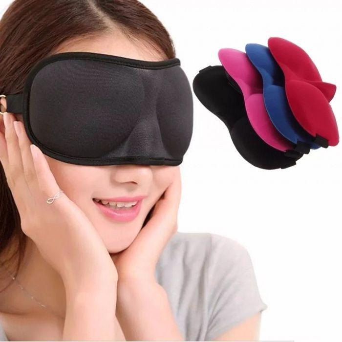Mască de ochi 3D pentru somn