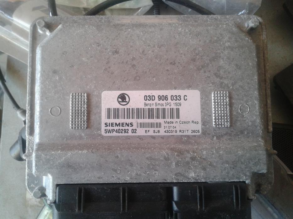 calculator motor skoda fabia 1,2 benzina 2004