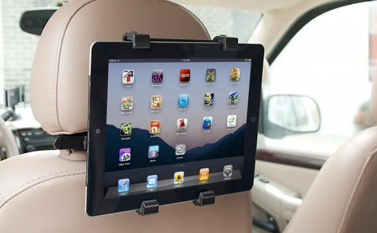 """Suport auto pentru tetiera universal Tableta 7-10 """" (Scaun), la 35 RON"""