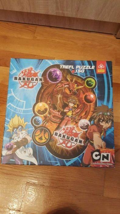 Puzzle Bakugan original