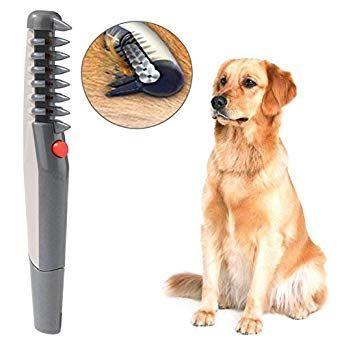 Електрически гребен за подстригване и разресване на домашни любимци