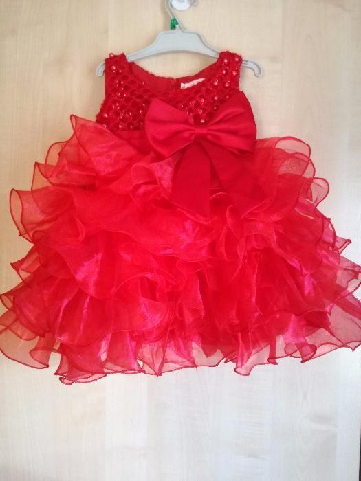 Прелестна коледна рокля