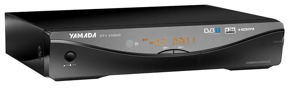 Тунер YAMADA, DTV 4100HD, - нови , 1 г. гаранция!