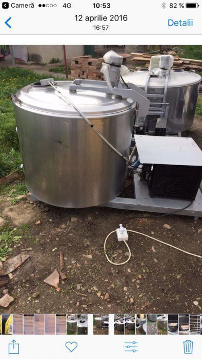 Racitor tanc de lapte frigotehnist pentru reparați sunați250-820litri Cluj-Napoca - imagine 6