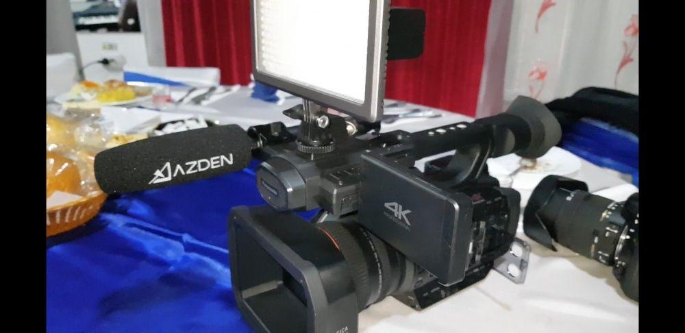 Foto -Video cameră Panasonic x1 si filmari cu drona mavic air