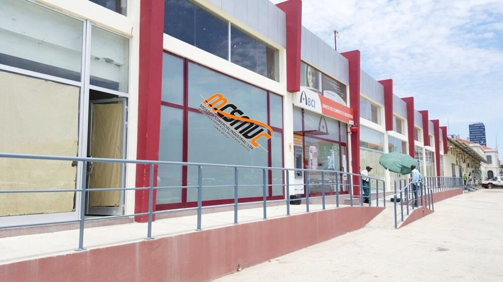 Arrendamos Armazéns e lojas