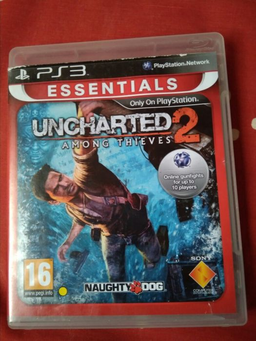 Uncharted 2 para ps3