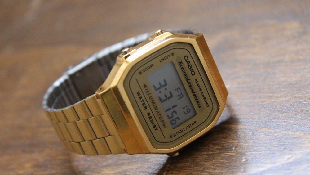 Relógios Casios originally