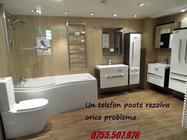 Instalatii sanitare,termice si de canalizare